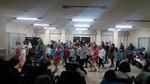 Exhibición de bailes